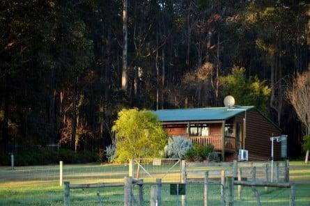 Farm Stay cottage