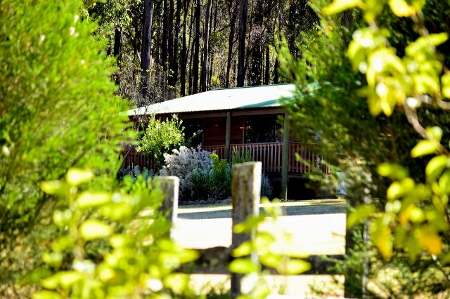 family farmstay cottages