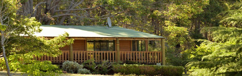 Cedar farmstay cottage